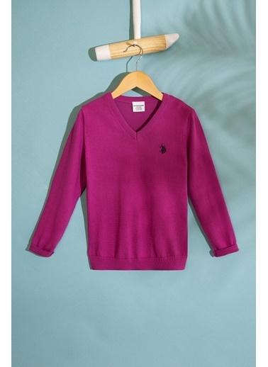 U.S. Polo Assn. Kazak Pembe
